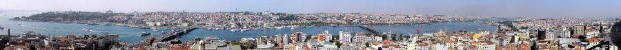 Estambul 12 - Torre Galata - Cuerno de Oro