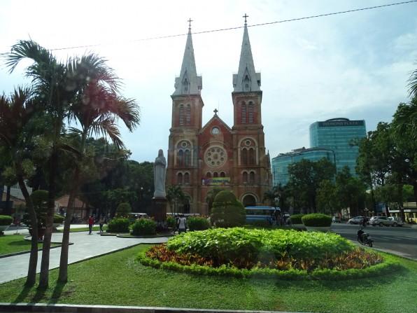 Catedral de Notre Dam de Saigon
