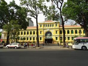 Oficina de correos. Saigon