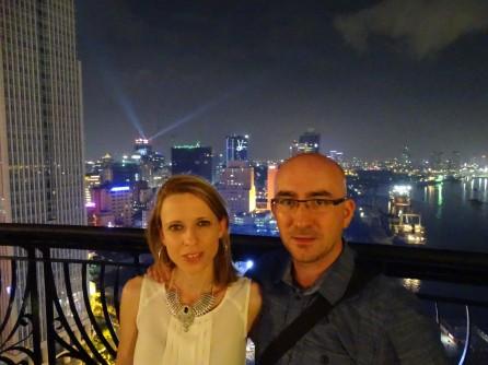 Skyline de Saigon