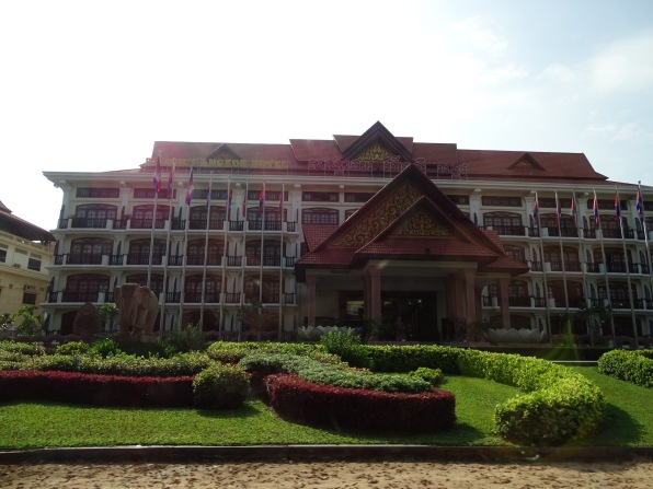 Hotel Victoria Angkor. Siem Reap