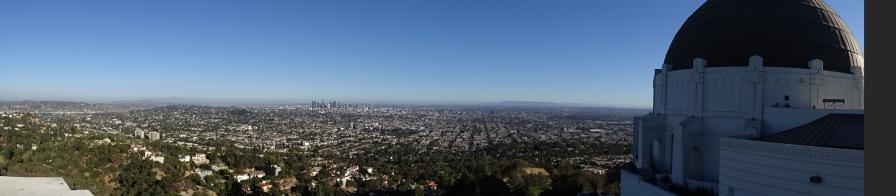 Vistas desde el Observatorio