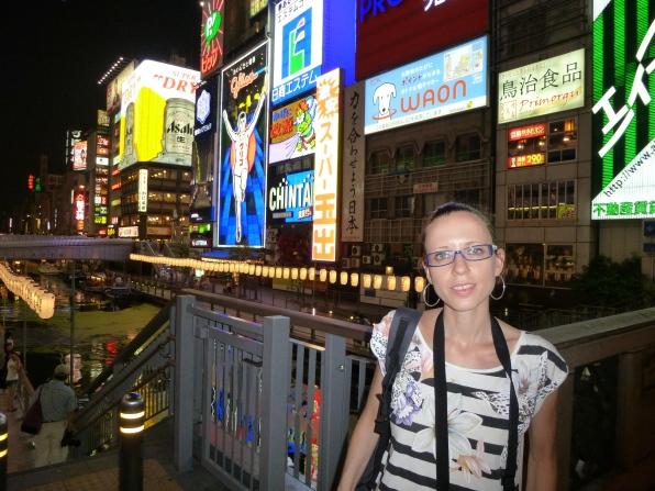 Osaka. Dotombori