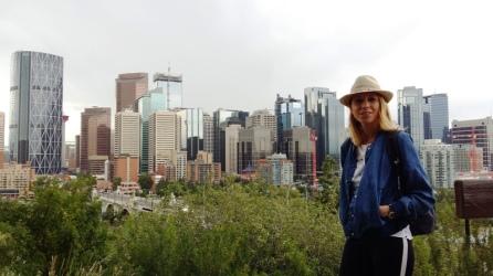 Skyline de Calgary