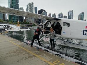 Puerto de Coul Harbour. Vancouver