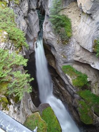 Cañon Maligne. Parque de Jasper