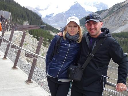 Skywalk. Parque natural de Jasper