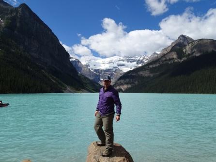 Lago Louise. Alberta Canada