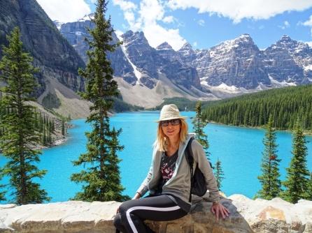 Lago Moraine. Banff
