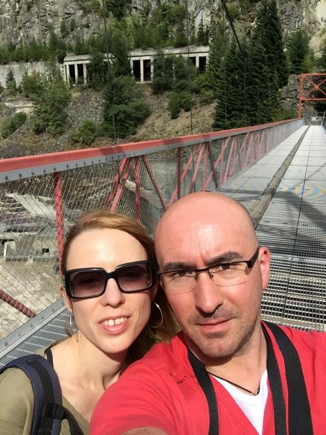 Gells Gate. Columbia Britanica