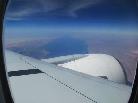 Península de Sinaí y Golfo de Aqaba