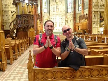 Catedral de Notre -Dame. Montreal
