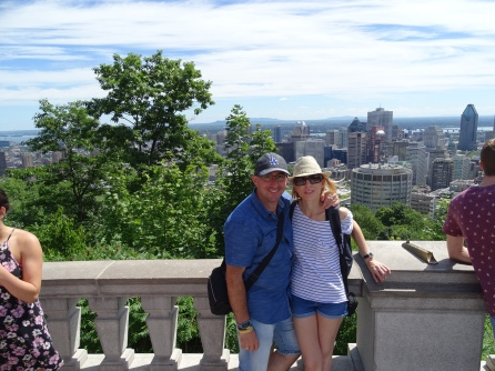 Mont Royal. Montreal