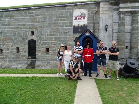 Fortificaciones de Quebec