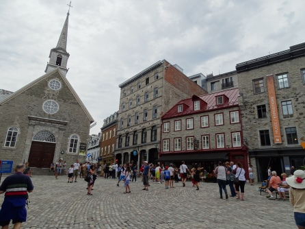 Place Royal. Quebec