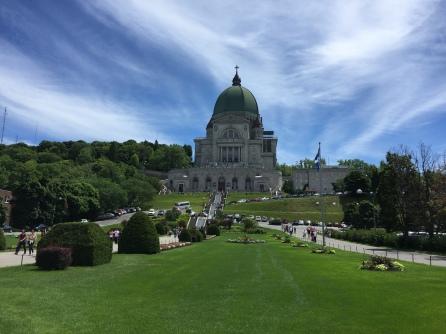 Oratorio de San Jose. Montreal