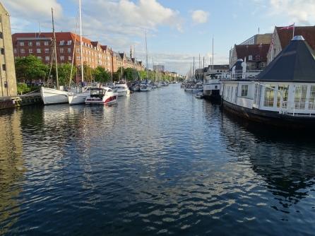 Isla de Christanshavn.